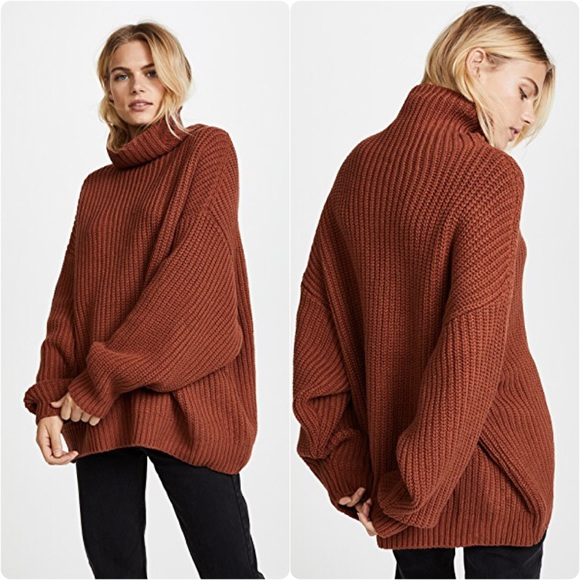 Free People Sweaters Nwt Swim Too Deep Pullover Poshmark
